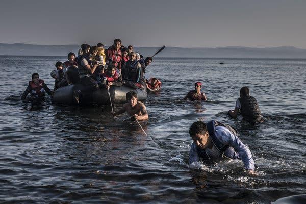 Den næste flygtningestrøm er på vej. Det vil ramme Danmark ekstremt hård.